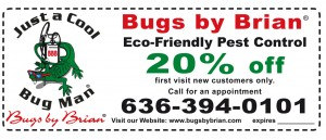 20% Off First-Time Pest Spray Coupon
